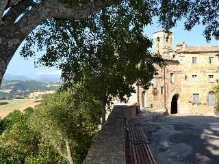 apartments marche of the castle Montalfoglio - San Lorenzo in Campo vacation rentals