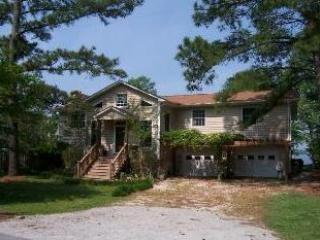 Sandy Point Waterfront Home, free boats to use ! - New Bern vacation rentals