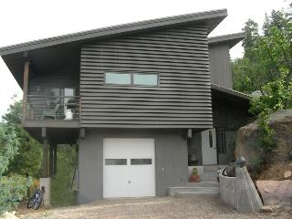 Durango  Art Home in the Rockies, Modernist Home - Durango vacation rentals