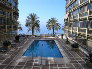 Beachfront 3 bedroom apartment, Marbella center - Marbella vacation rentals