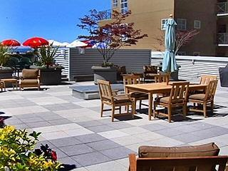 Fantastic Roof top patio - Alfred's 1 Br. Steps from Pikes Place, Waterfront - Seattle - rentals