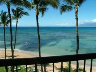 Oceanfront-Hale Mahina-2 Bed/Bath-July&Aug 20% OFF - Napili-Honokowai vacation rentals