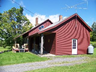 Old Red Farmhouse - East Burke vacation rentals