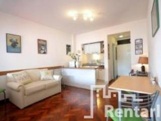 livingroom - Corrientes y Suipacha (481) - Capital Federal District - rentals