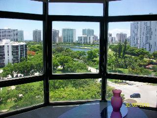 Luxury apt in heart of Aventura canal & golf views - Aventura vacation rentals