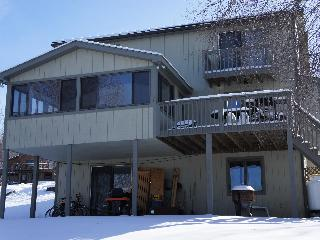 Perfect location!  Next to ski hill and beach/pool - Lake Ariel vacation rentals