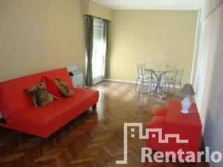 living room - Santa Fe y Oro (1204) - Capital Federal District - rentals