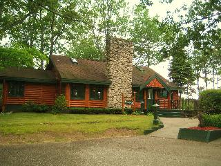 The Scandinavian Log Cabin Lodge - Gaylord vacation rentals