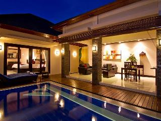 2 Bedroom Luxury Pool Villa: Seminyak Bali - Seminyak vacation rentals