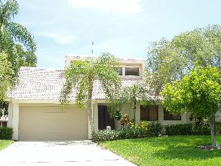 Canal front home in gated community - Nokomis vacation rentals