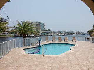 Waterfront 5 Bedroom 5 Bath Beauty@ Harbor Point - Fort Lauderdale vacation rentals