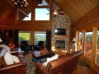 4 Bedroom Luxury Cabin with Amazing Mountain Views - Pigeon Forge vacation rentals