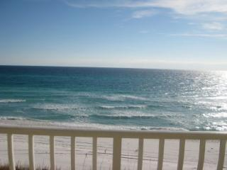Villas at Santa Rosa Beach #C201 ! 3br 3ba GULF FRONT -What a View! Hwy 30A Santa Rosa Beach - Miramar Beach vacation rentals