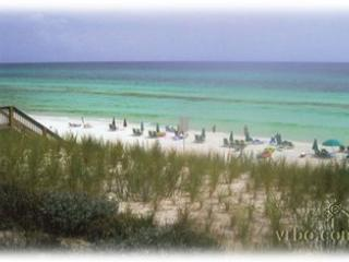 Inn at Blue Mountain#112 ... 3br 3ba Gulf Front.......Pool Level - Miramar Beach vacation rentals