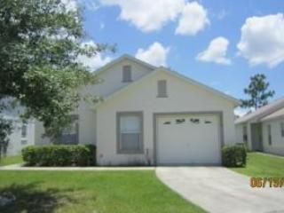 3 Bed 2.5 Bath Home w pool in gated community HC10 - Image 1 - Kissimmee - rentals