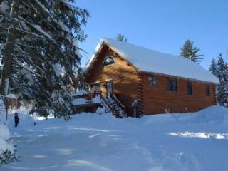 Log Home in the White Mountains near Bretton Woods - Twin Mountain vacation rentals