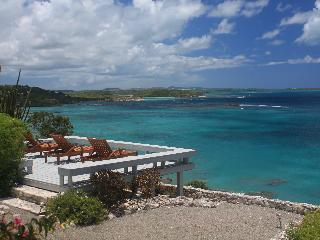 Cliffside Villa Elegantly Embracing the Sea - Antigua and Barbuda vacation rentals