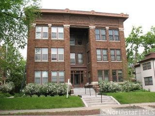 Building exterior - 2 br condo near Uptown / Lake of the Isles - Minneapolis - rentals