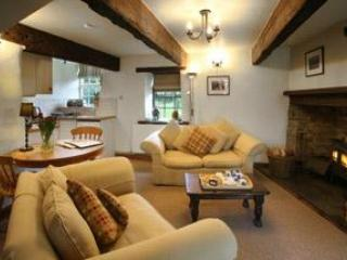 Cosy, 1 Bedroom stone Lavender Cottage - Image 1 - Boncath - rentals
