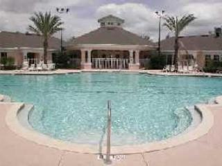Resort pool with club house - The House By The Mouse - Kissimmee - rentals