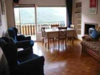 Living Room  - 2 bedroom flat, central Soldeu, great views, WIFI - Soldeu - rentals