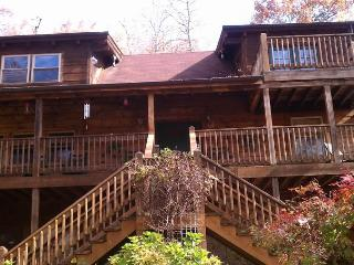 80 acre,360 Mountains Very Secluded Cabin 16-20ppl - Oliver Springs vacation rentals