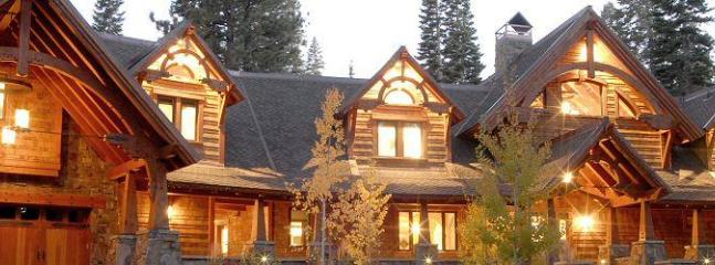 Rocky Ridge Luxury Retreat - Rocky Ridge Retreat - Unique Holiday Opportunity - Truckee - rentals