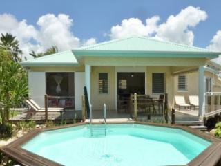 Contemporary villa, pool, garden, beach - Sainte Anne vacation rentals