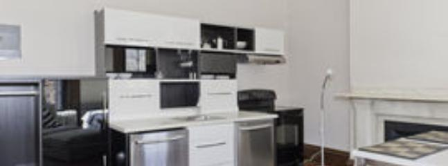 Brand new, sunny, South End  studio - Boston vacation rentals