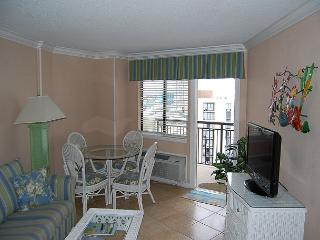 Bluewater 1303-1 Bdrm Ocean view Executive unit with a majestic view - Myrtle Beach vacation rentals