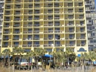 Direct Oceanfront at a great resort with balcony, upgrades galore! - Myrtle Beach vacation rentals