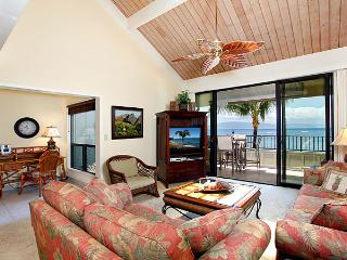 Ocean Front Prime 2 Bedroom Luxury Condo Unit 22 - Kahana vacation rentals