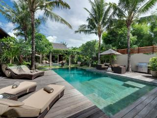 Eshara Bali, 3+3+2 8BR luxury city center villa - Seminyak vacation rentals