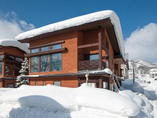 Miyabi, 4BR Niseko luxury ski chalet, kids room - Niseko-cho vacation rentals
