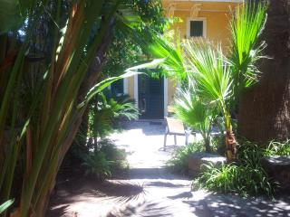 Charming villino amazing garden in Tropea center - Calabria vacation rentals