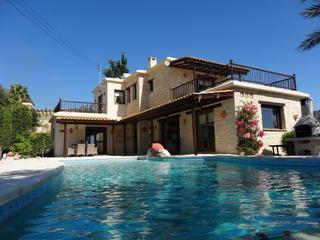 Luxury 5* 3-Bed Stone Villa in Peyia, Coral Bay - Paphos vacation rentals