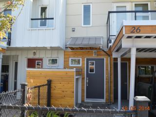 New Town home at the Railyards - Victoria vacation rentals