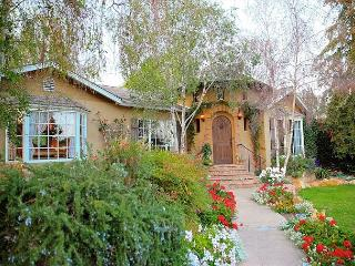 Enjoy beautiful Montecito home on 1/2 acre with pool, spa, & garden - Santa Barbara vacation rentals