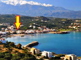 Cozy House ONLY 65m to SANDY BEACH Chania Crete - Chania Prefecture vacation rentals