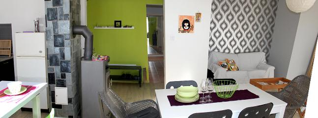 Dining room - Quirky apartment for  family  leisure - Fazana - rentals