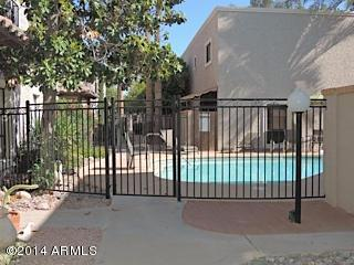 Town Home furnished walk to everything - Scottsdale vacation rentals