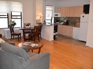 CARNEGIE HILL 3 BED & 2 BA. UPTOWN MANHATTAN - New York City vacation rentals