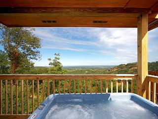 Specials from $99! Luxurious Cabin w/ Gorgeous Views & Great Location! - Sevierville vacation rentals