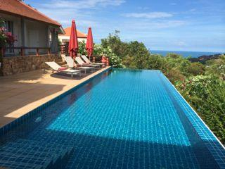 Samui Summit: New Rental. 180 degree views. - Choeng Mon vacation rentals