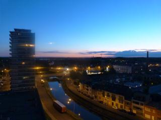 Central flat with a stunning view (Ghent) - Ghent vacation rentals