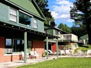 6 bedrooms, 6 bath, tennis, pool, VIEWS, 30 acres - Central Vermont vacation rentals