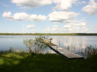 FALL SPECIAL DICKSON LAKE CABIN - Squaw Lake vacation rentals
