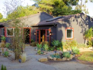 Modern rustic retreat house with views - Newbury Park vacation rentals