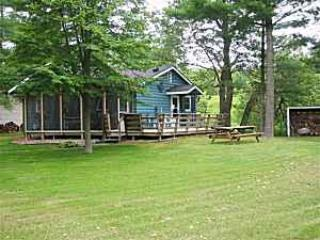 Cabin on the Lemonweir - New Lisbon vacation rentals