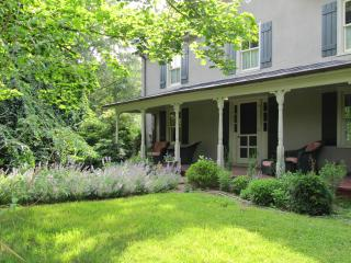 Country house with unique and exquisite antique furnishings and plenty of outdoor space - Crozet vacation rentals